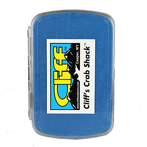 Cliff Outdoors Crab Shack Fly Box ()