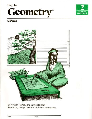 Key to Geometry, Book 2: Circles (KEY TO...WORKBOOKS) (Bk. 2)