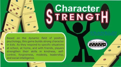 Play-2-Learn Dominoes: Character Strength
