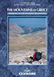img - for The Mountains of Greece: Trekking in the Pindos Mountains (Cicerone Guides) book / textbook / text book