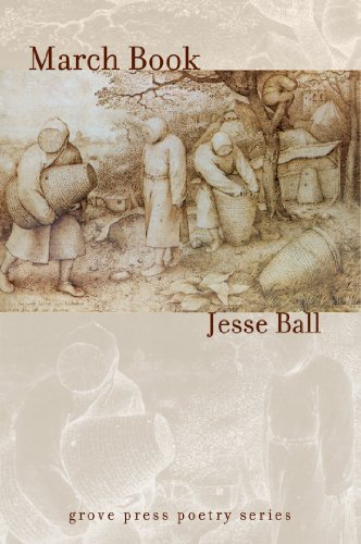 March Book (Grove Press Poetry)