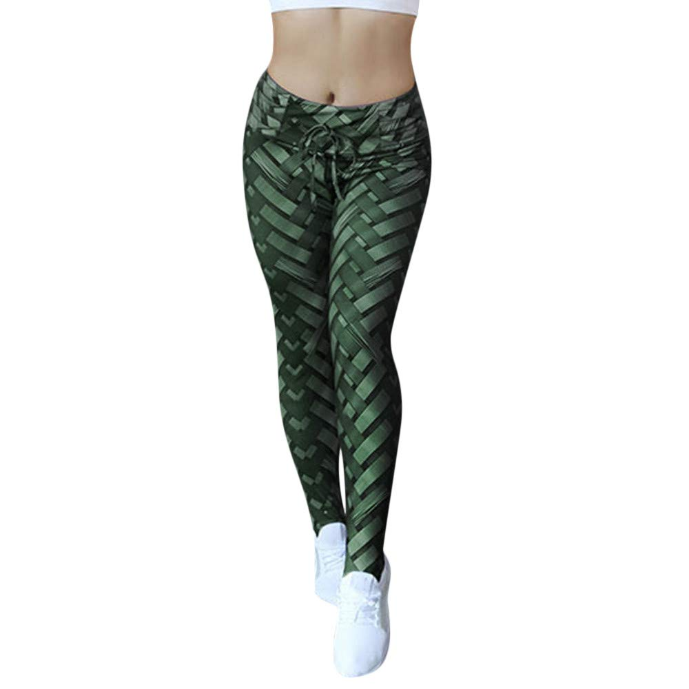 Amazon.com: OVERMAL Leggings Soft Yoga Pants Comfy Women ...