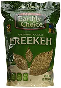 Natures Earthly Choice Freekeh (3LB package)