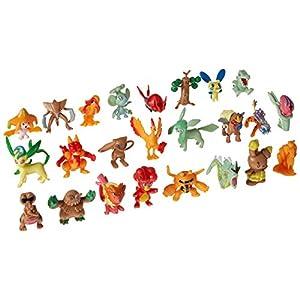 "Olia Design Lots of Large 2"" Poekmon Pikachu Action Figures Toys 24 Pieces, 2"""