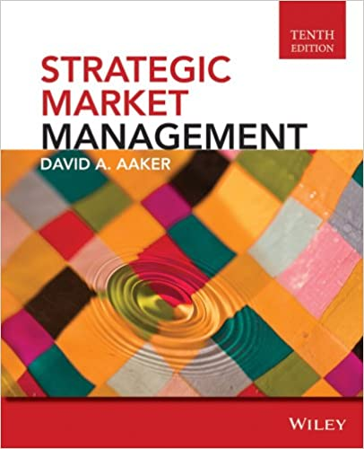 Amazon strategic market management 10th edition ebook david amazon strategic market management 10th edition ebook david a aaker kindle store fandeluxe Images