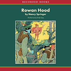 Rowan Hood Audiobook