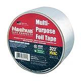 Nashua 322 Multipurpose Foil Tape, 3.2 mil Thick, 9