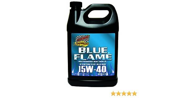 Amazon.com: Champion Brands 4358N-EACH Blue Flame 15W-40 API/CJ4 Diesel Motor Oil - 1 Gallon Jug: Automotive