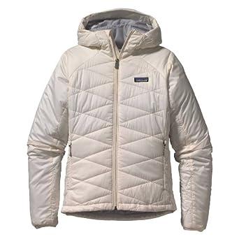 b69d5b2c5ac Patagonia Micro Puff Hooded Jacket - Women's Pearl, M: Amazon.ca ...
