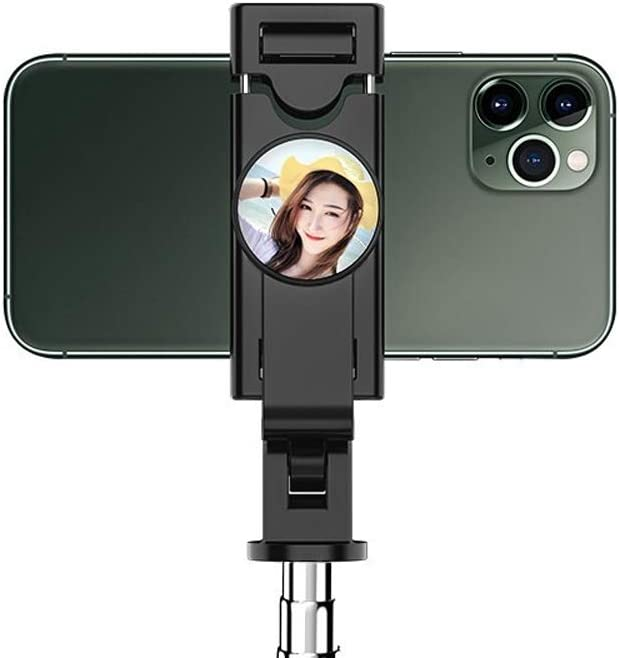 19-70cm DNRVK Selfie Stick 3 in 1 Bluetooth Selfie Stick Tripod and Phone Stand 360 /° Rotation Holder with Detachable Bluetooth Remote for Small Camera and Most Smartphones