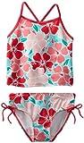 Image of Kanu Surf Big Girls' Florence Tankini Swimsuit, Pink, 12