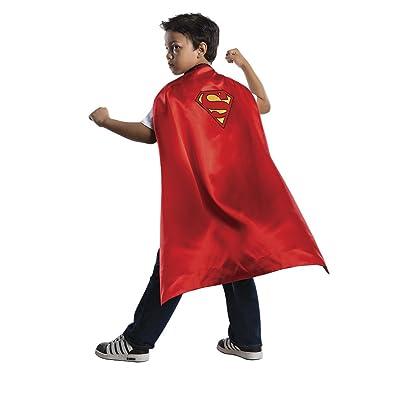 DC Comics, Reversible Batman and Superman Cape: Toys & Games