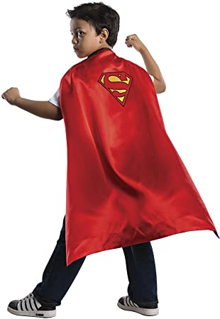 Capa reversible Batman Vs. Superman disfraz para niño, Talla única ...