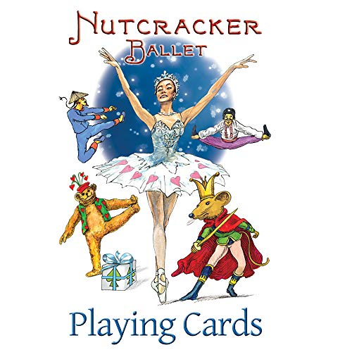 (Nutcracker Ballet Playing Cards)