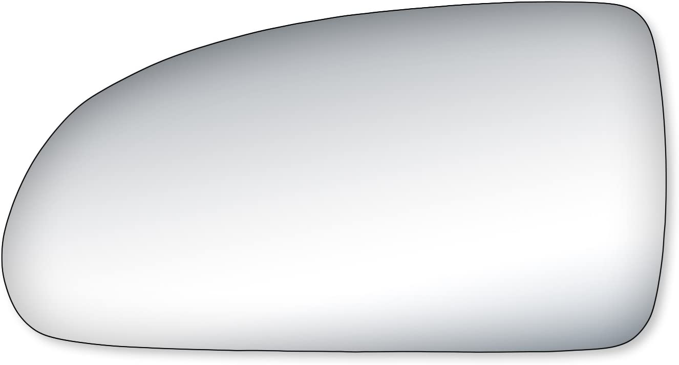Fit System 99228 Driver//Passenger Side Replacement Glass