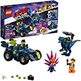 LEGO The LEGO Movie 2 Rex's Rex-treme Offroader! 70826 Building Kit , New 2019 (230 Piece)