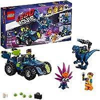 LEGO The Movie 2 Rex's Rex-treme Offroader! 70826...