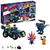 LEGO THE LEGO MOVIE 2 Rex s Rex-treme Offroader! 70826 Dinosaur Car Toy Set For Boys and Girls, Action Building Kit (230 Pieces)