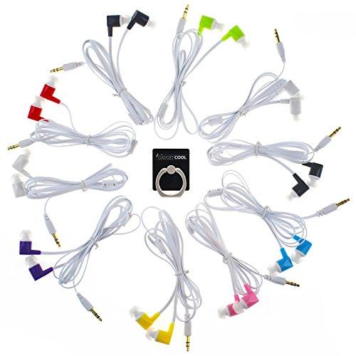 Review Gadget.Cool 3.5mm Color Earphones