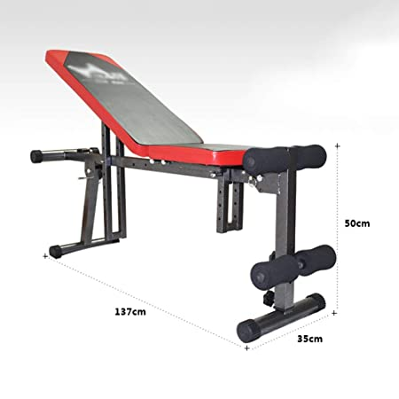 DUXX Workout Bench - Dumbbell Bench Sit-ups para Equipos ...
