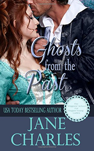 book cover of Ghosts from the Past
