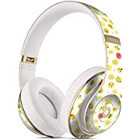 The All Over Emoji Pattern DesignSkinz Full-Body Skin Kit for the Beats by Dre Studio Remastered Wireless Headphones / Ultra-Thin / Matte Finished / Protective Skin Wrap