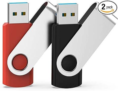 USB Flash Drive Red Wood Computer External Storage Device USB2.0 Memory Stick BU