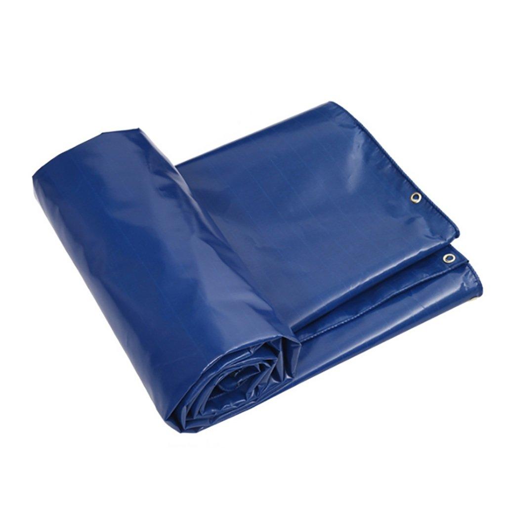 タータリン高強度厚い塩ビ防水トラック区画貨物ヤードヤードテントクロス屋外0.5 mm 550 g/m2青6サイズ (サイズ さいず : 3*2m) B07DD5JQ5Q 3*2m  3*2m