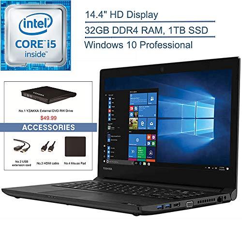 Compare Toshiba Tecra C40-D (Tecra C40) vs other laptops