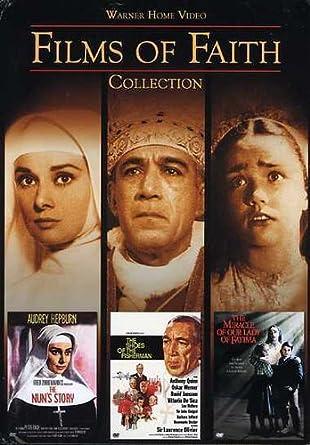 Amazon com: Films of Faith Collection (The Nun's Story / The