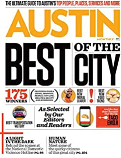 texas monthly amazon com magazines
