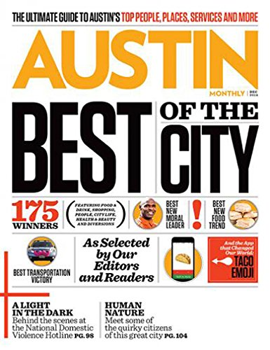 Austin Monthly (Western Monthly Magazine)