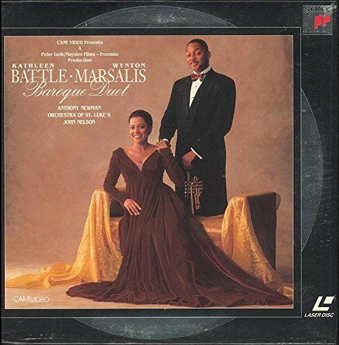 Kathleen Battle & Wynton Marsalis :Baroque Duet