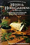 img - for Herbs and Herb Gardens of Britain: A Comprehensive Guide by Elizabeth Peplow (1984-04-19) book / textbook / text book