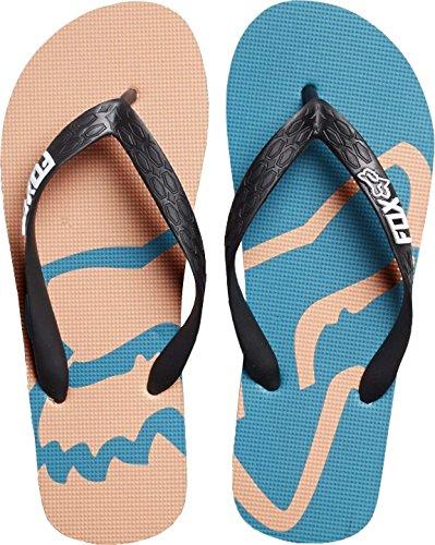 Fox Racing Beached Womens Flip Flops Jade 10