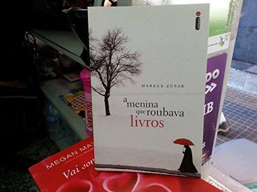 A Menina Que Roubava Livros - Portuguese