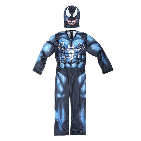 Hope Spiderman Clothes for Boys Venom Traje de Cosplay ...