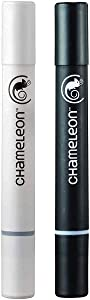 Chameleon Art Products Colorless Blender Pen (CT0121) and Detail Pen (CT0122) Combo (Bundle 2 Items)