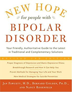 New hope for people with bipolar disorder