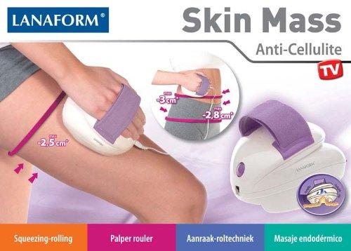 avis appareil de massage anti cellulite lanaform
