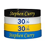 Silicone Bracelet for Sports Fans - 4PCS Assorted Color- Gift idea for your beloved Ones