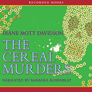 The Cereal Murders Audiobook