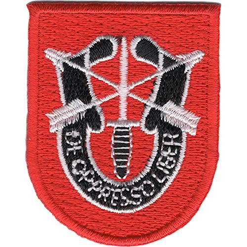 - 7th Special Forces Group Flash Patch With Crest