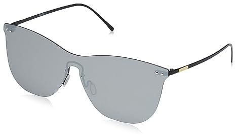 Paloalto Sunglasses p23.9 Gafas de Sol Unisex, Plata: Amazon ...