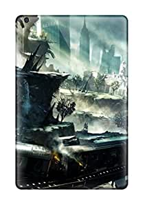 Ipad Case Cover For Ipad Mini/mini 2 Retailer Packaging Attractive Imaginative Crysis Poster Protective Case