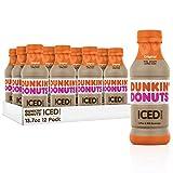 Dunkin Donuts Iced Coffee, Original, 13.7 Fluid