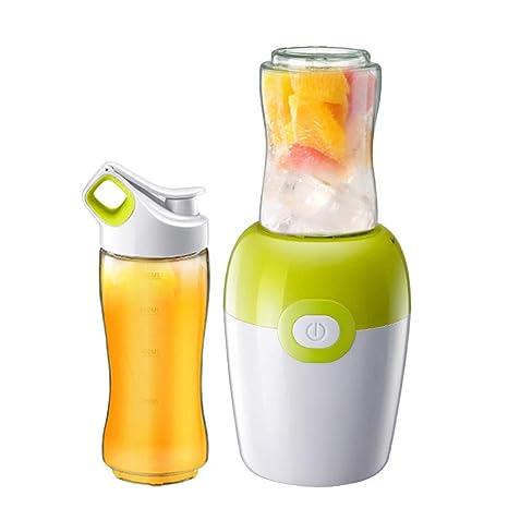 Love House Juicer De La Fruta Blender, Exprimidor Taza Jugo Portable Mezclador Mezclador Fruta Mezcla