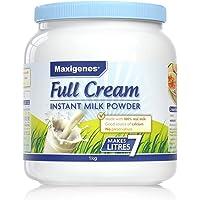 Maxigenes 美可卓 高钙全脂奶粉 1kg(澳大利亚进口)