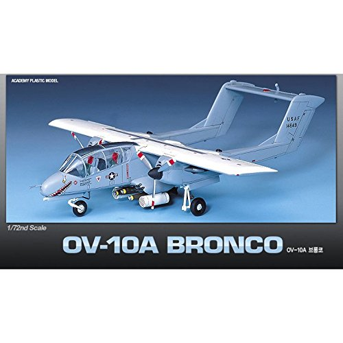Academy Plastic Model Kit 1/72 OV-10A BRONCO FA165 Airplane Jet Toy 12463 /item# G4W8B-48Q25989