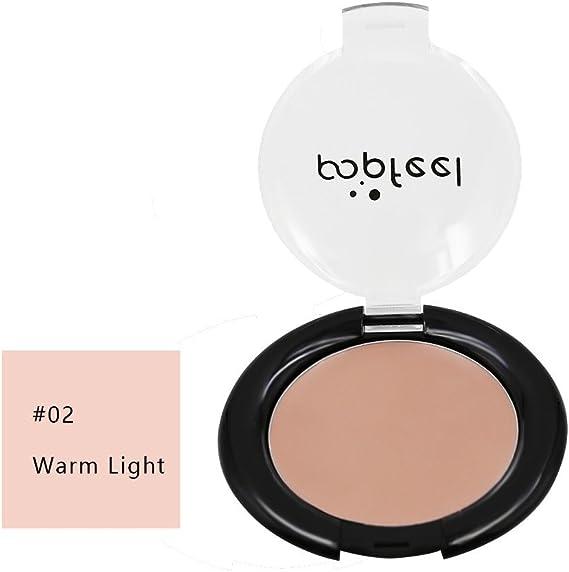 UINGKID - Base de maquillaje hidratante líquido, corrector de maquillaje de alta definición HD, crema hidratante aclarante: Amazon.es: Belleza